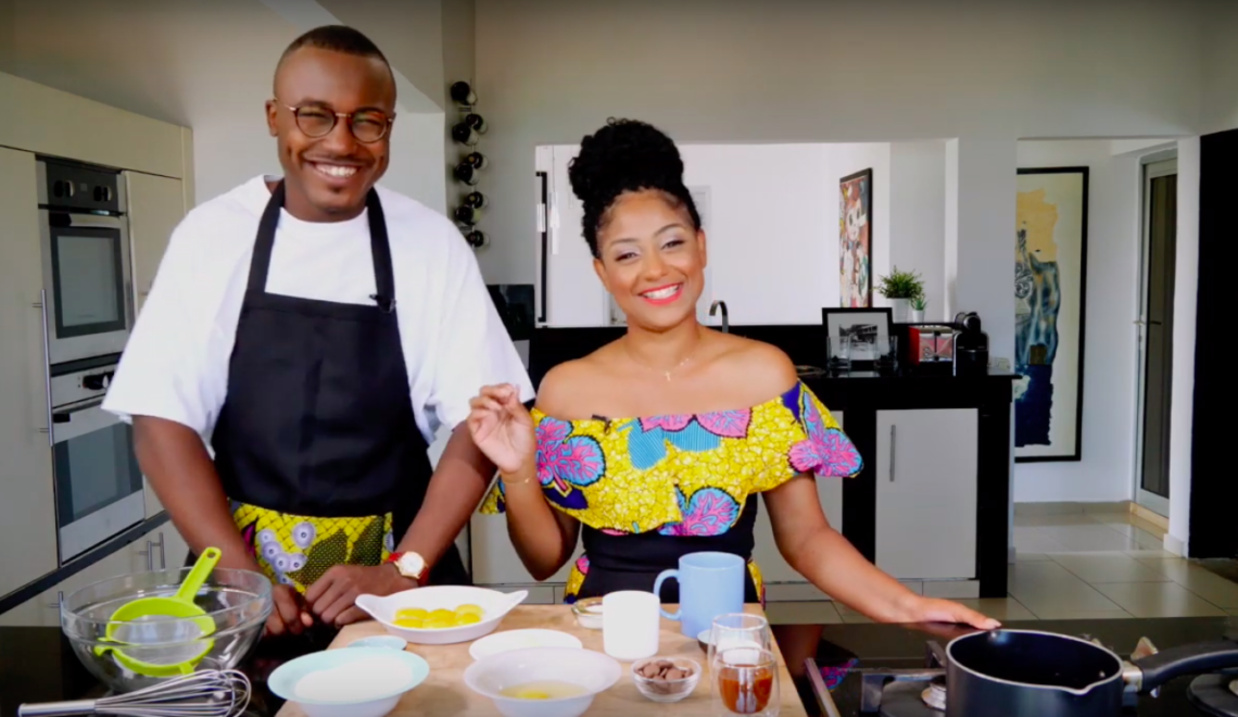 Moulaye Fanny x Chef Prisca Gilbert