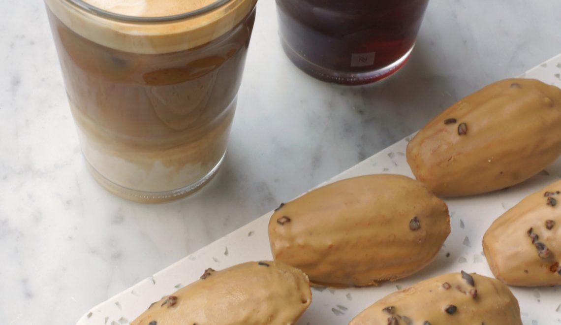 Iced Coffee x Madeleine Citron-Zephyr™ Caramel